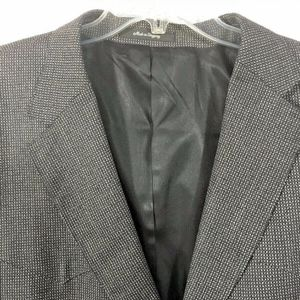 VTG LaCrosse BAR WS Western 100% Wool Sports Coat